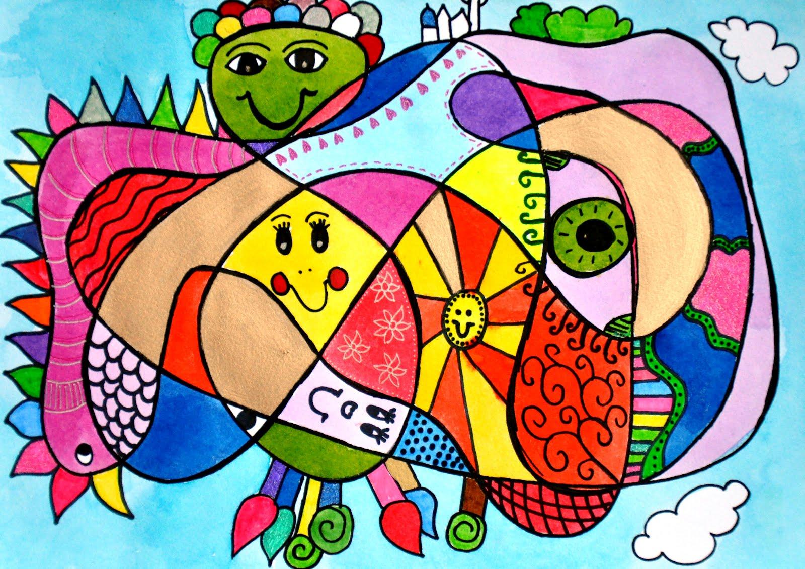 Hundertwasser Pagina 4 De Droomvallei