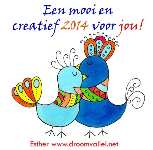 Droomvallei nieuwjaar