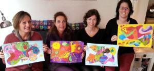 De Droomvallei ontmoet Hundertwasser
