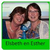 Elsbeth de Jager en Esther van der Ham