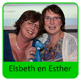 Elsbeth de Jager en Esther van der Ham