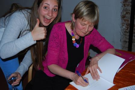 Boekpresentatie Kleurenderwijsjes, tekenen maakt blij