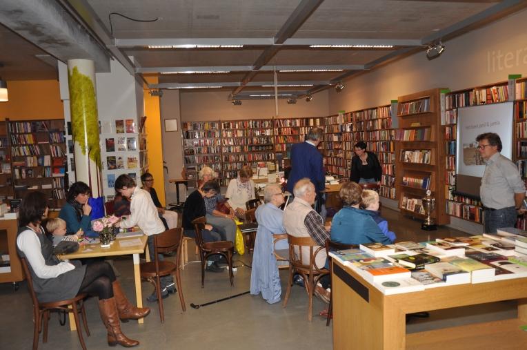 Boekpresentatie Jamil&Jamila bij Van Kemenade en Hollaers